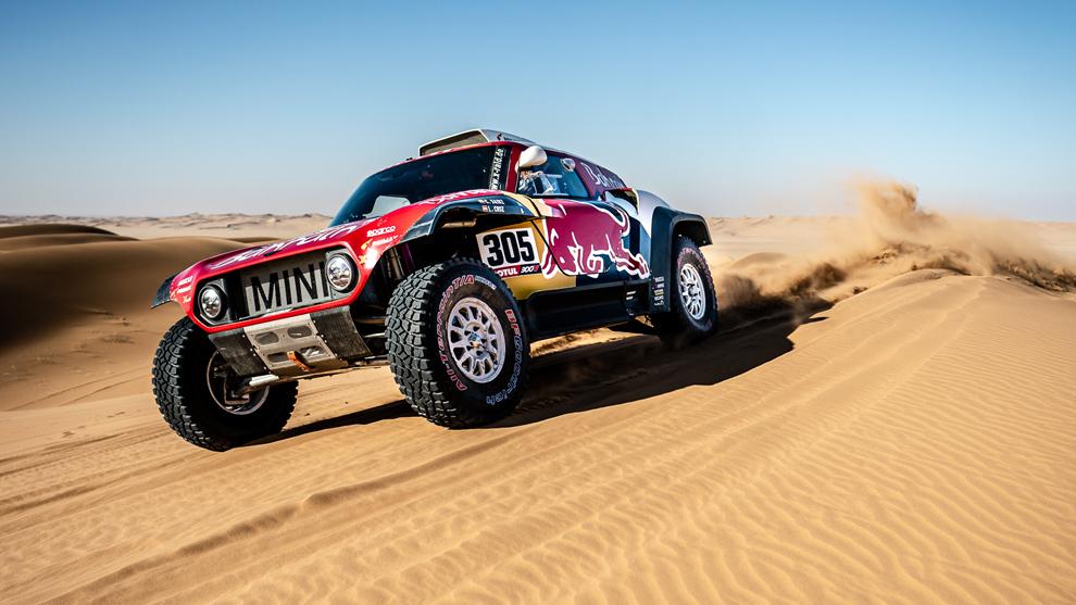 El Rally de Andalucía sustituirá al Rally de Marruecos como preparación para el Dakar