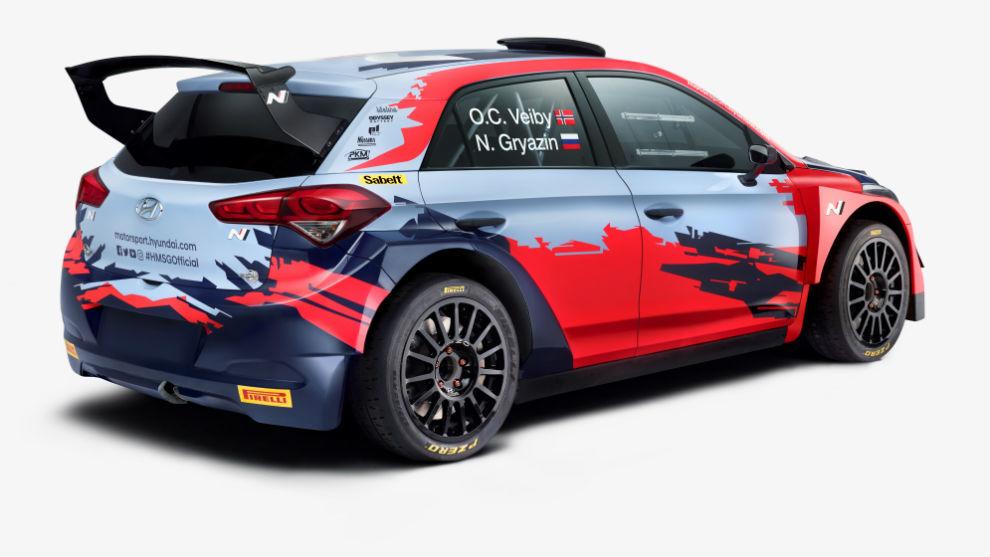 El i20 R5 estrena evolución de motor en Montecarlo y nuevos...
