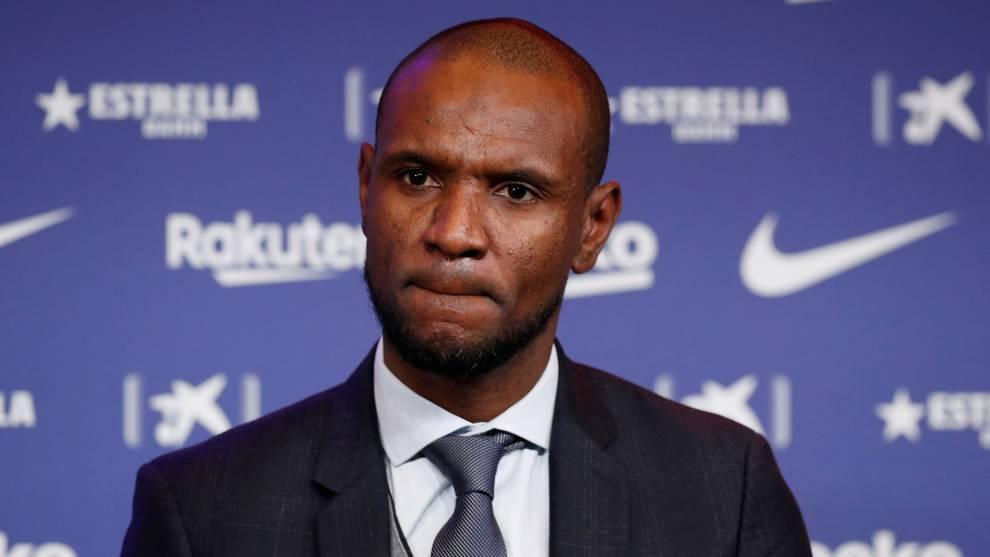 Abidal, director deportivo del Barcelona