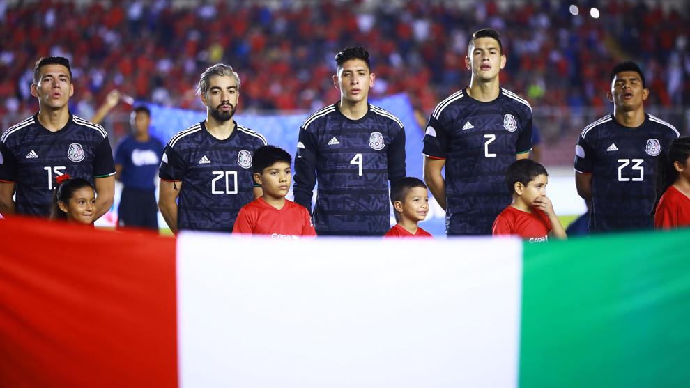 México enfrentará a Grecia y República Checa