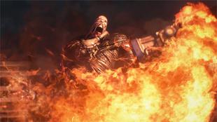 Nemesis protagoniza el nuevo trailer de Resident Evil 3.