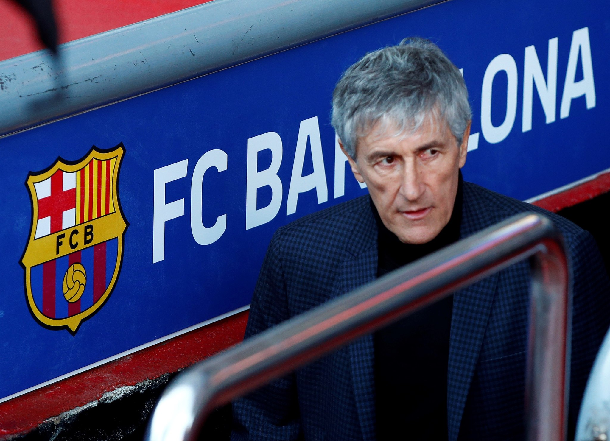 Barcelona: The pending issues awaiting Quique Setien   MARCA in ...