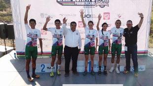 Ciclistas mexicanos