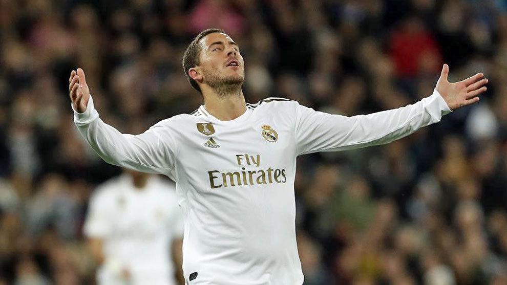 Eden Hazard respondió a las críticas sobre su polémica forma física