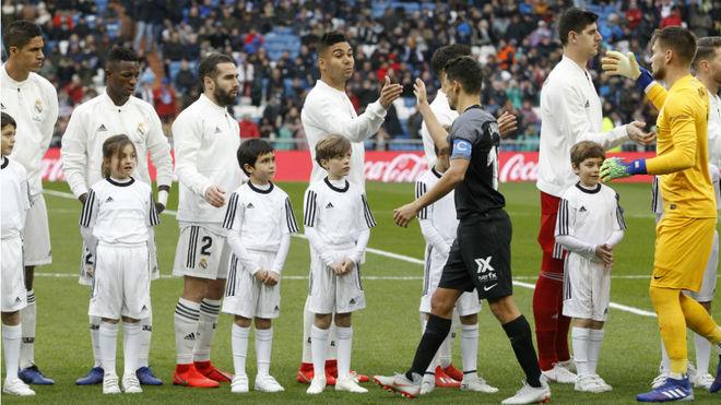 Real Madrid Vs Sevilla Sevilla To Give Real Madrid A Guard Of