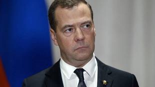 Medvédev ha dimitido tras los cambios anunciados por Putin