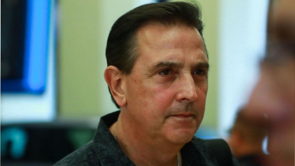 Miguel Ángel Garza, presidente de los Tigres
