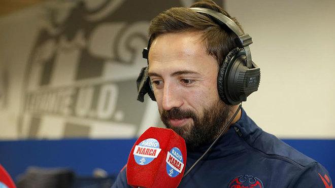 Morales, en la entrevista en Radio MARCA Valencia.