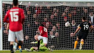 Manchester United vs Wolves, en vivo.