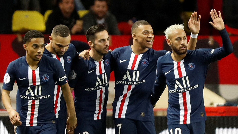 Xem lại Monaco vs PSG, Ligue 1 – 16/01/2020