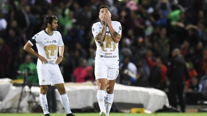 Juárez y Pumas empataron a cuatro en duelo de remontadas