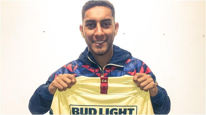 ¡Oficial! Sebastián Cáceres es refuerzo del América para el Clausura 2020