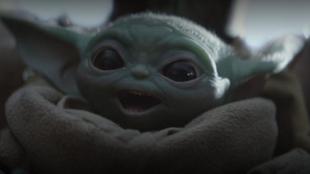 La imagen de Baby Yoda se volvió viral en las redes sociales al...