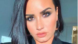 Demi Lovato en una imagen de sus redes sociales.