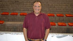 Antonio González, en una imagen de archivo.