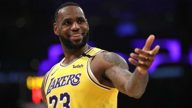 Jersey de LeBron James es el más vendido