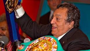 José Sulaimán, expresidente del CMB (QEPD).