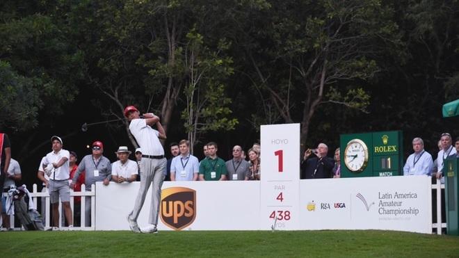 Delgado, Valverde y Peña jugarán golf en México
