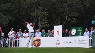 El Latin America Amateur Championship comenzó este jueves.