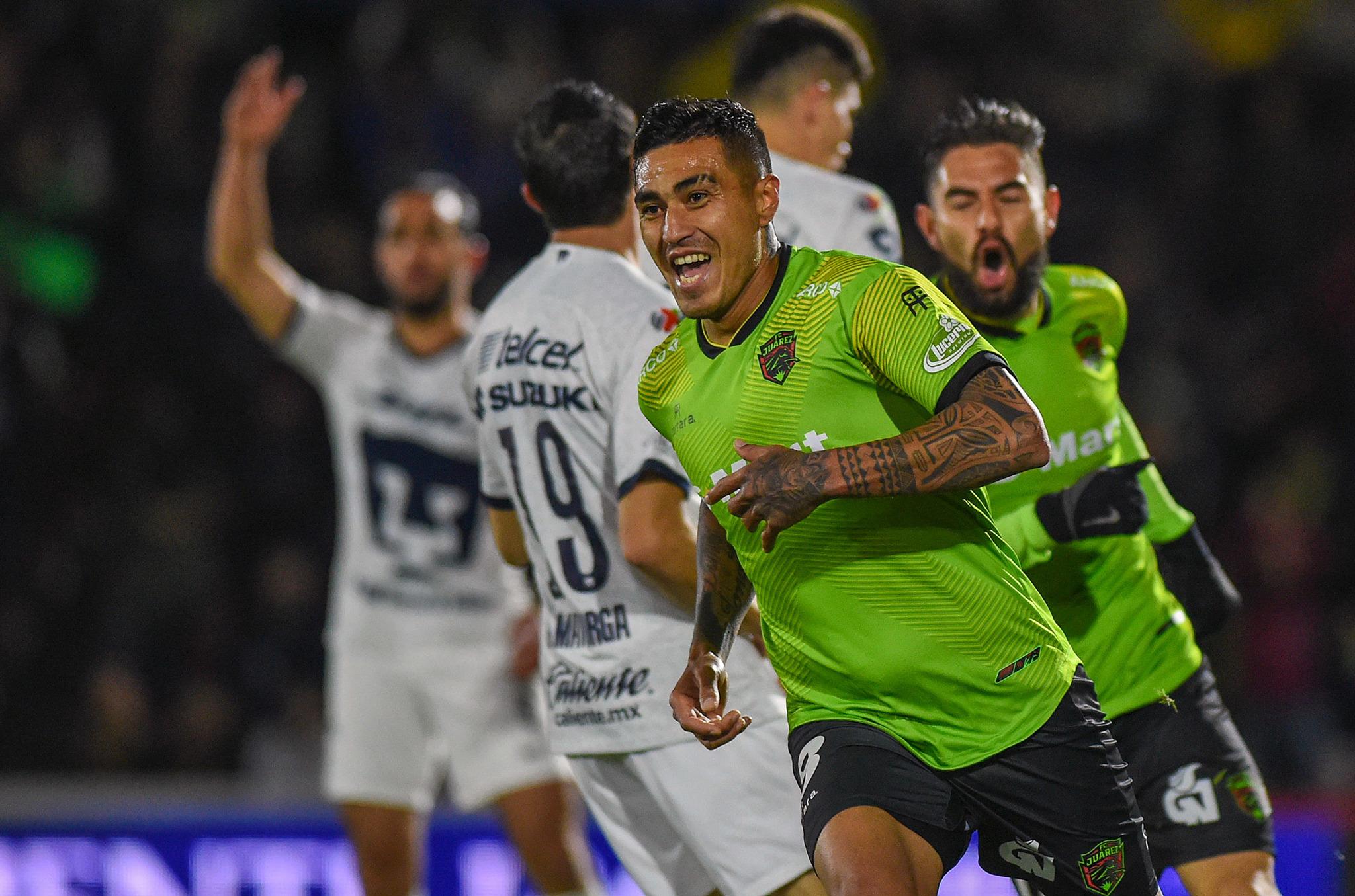 Rebaja Listo cemento  FC Juárez vs Pumas: Pumas deja ir la victoria ante los Bravos de Juárez    MARCA Claro México