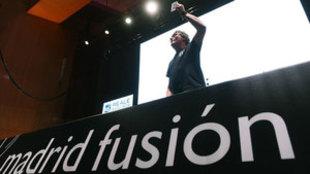 Madrid Fusión se viste de esencialidad para celebrar su mayoría de...