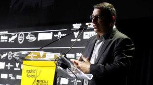 Josep Roca pide a los chefs que olviden su ego ante las alergias...