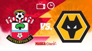 Southampton vs Wolves. Horario y dónde ver.