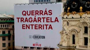 El polémico cartel que Netflix se ha visto obligado a retirar