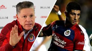 Ricardo Peláez y Víctor Guzmán