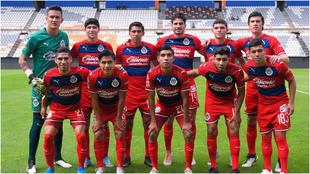 Las Chivas sub 20.