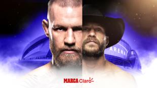 McGregor vs Cerrone en vivo y en directo online.