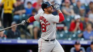 JD Martínez espera que se demuestre la inocencia de Boston.