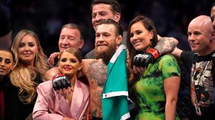 Connor McGregor tuvo un regreso exitoso a la UFC.