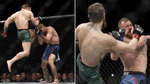 Combinación letal de McGregor: hombro, patada, rodillazo volador y lluvia de puñetazos