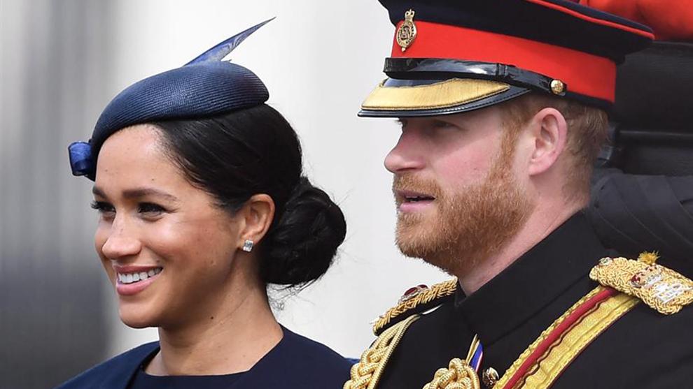 Meghan Markle y el príncipe Enrique no usarán sus títulos...