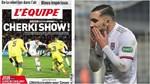 Francia alucina con el doblete del 'Zidane del Lyon'