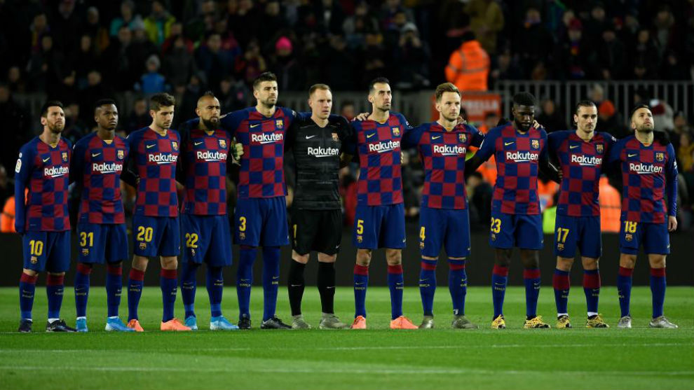 Barcelona vs Granada: Barcelona's one-on-one live