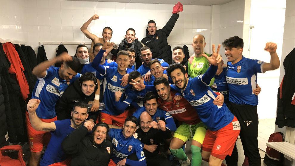La UD Logroñés se lleva el derbi riojano y el Salamanca CF se hunde ante el Amorebieta