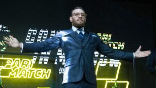 McGregor, el que más boletos vende en la UFC.