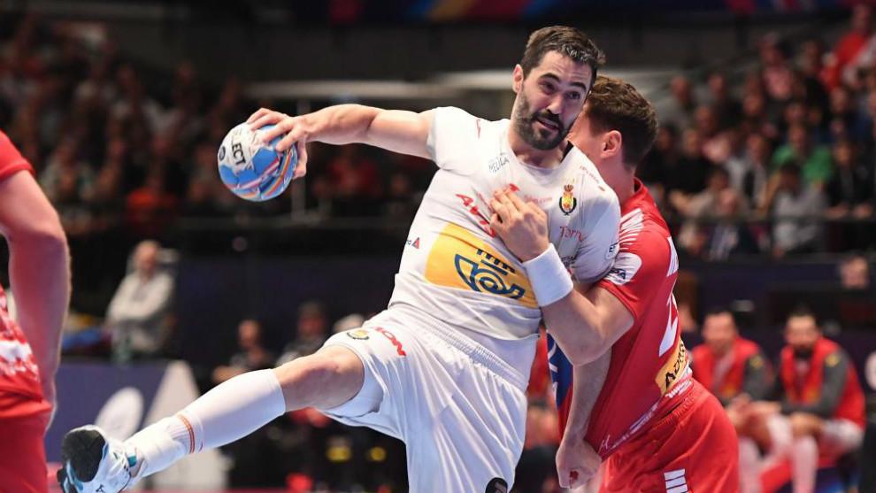 España - Bielorrusia: horario y dónde ver hoy en TV el partido de...
