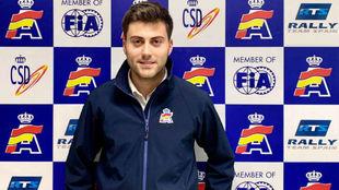 El madrileño (24 años), nuevo integrante del equipo nacional.