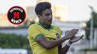 Reinier, con la selección brasileña.