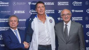 Garcés, Siboli y Alfredo Álvarez.