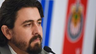 Amaury Vergara promete traer al Chicharito.