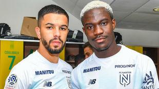 Así será la camiseta especial con la que el Nantes homenajeará a...