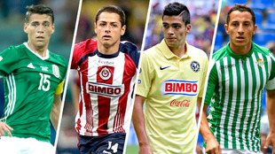 Jugadores que podrían regresar a la Liga MX