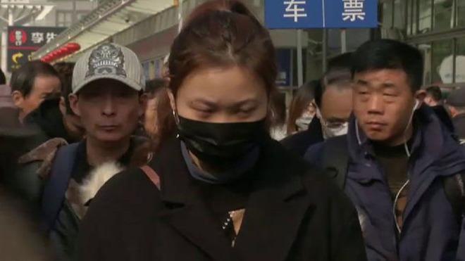 Un nuevo virus se extiende en China.
