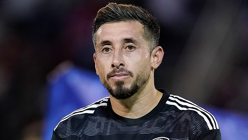 Hector Herrera Is A Candidate To Go With Mexico To Tokyo