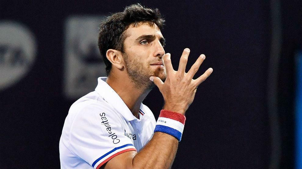 Robert Farah fue suspendido por la Federación Internacional de Tenis
