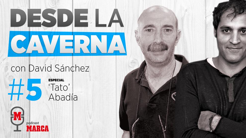 """Abadía, el bigote más famoso del fútbol y pulmón del Logroñés de Setién: """"¿Zidane o Quique? Me quedo con mi amigo"""""""